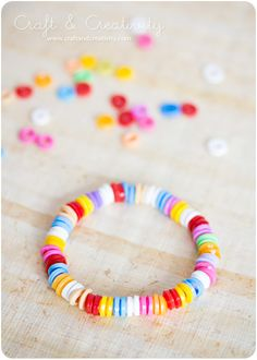 Melted Bead Bracelets · Lesson Plans | CraftGossip.com