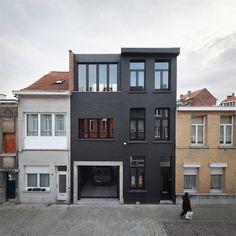 Matroyshka Two Small make one Big Antwerpen / Belgium / 2012  Buro Bill Principal Architect