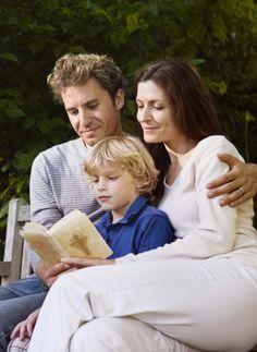 Leer en familia es muy buen plan...  ¡CHOCOLISTO Y LISTO!