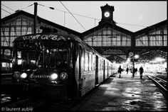 Laurent Aublé : Evening Train.