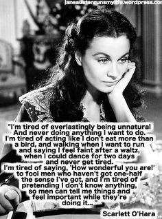B is for Best-Selling Novel Gone With the Wind by Margaret Mitchell When it came to look for a Best-Seller to put on the list I decided to start first with as that book would be celebrating i… Movie Quotes, Book Quotes, Life Quotes, Old Hollywood, Hollywood Glamour, Great Quotes, Inspirational Quotes, Scarlett O'hara, Vivien Leigh