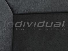 ALCANTARA® PERFO - Detail Maserati, Porsche, Bmw, Card Holder, Detail, Collection, Automobile, Rolodex, Porch