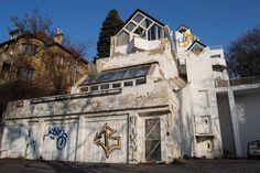 Abandoned Hotel by OysterHoister on @DeviantArt