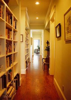 decorar un pasillo largo con almacenaje - Buscar con Google