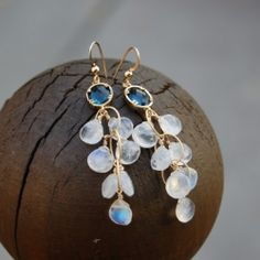 Beautiful (and affordable) gemstone jewelry. Win a pair of earrings!