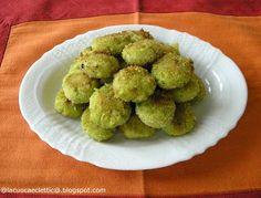 la cuoca eclettica: Polpettine di fagioli e verza