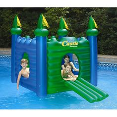Swimline Swimline Cool Castle Floating Habitat Pool Float