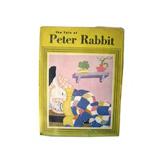 The Tale of Peter Rabbit Fern Bisel Peat by OpenslateBooks on Etsy Beatrix Potter, Vintage Children's Books, Antique Books, Animal Books, Peter Rabbit, Book Gifts, Childrens Books, Illustrators, My Books