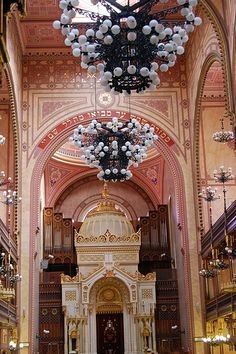 Great Synagogue of Budapest #Hungary
