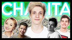 100 000 Kč Pro Charitu | Martin & Youtubeři