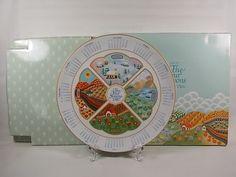 Vintage 1986 Avon The Four Seasons 1987 by DianesBargainShack, $18.00
