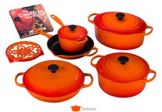 Image for Ultimate Cast Iron Set - Was $1,255 from Le Creuset