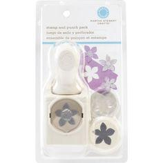 Martha Stewart Crafts Stamp And Punch Set, Flower Martha Stewart Crafts http://www.amazon.com/dp/B002Y2LAEM/ref=cm_sw_r_pi_dp_aI9Pvb1YENQQR