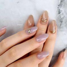 Classy Nails, Trendy Nails, Classy Nail Designs, Minimalist Nails, Winter Nails, Nail Inspo, Nails Inspiration, Sea Glass, Gel Nails
