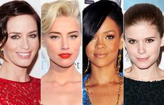 Add a luxe touch to your beauty routine and sweep on a rich, gilded shadow like #EmilyBlunt, #AmberHeard, #Rihanna, and #KateMara. This metallic hue warms up all skin tones, and can be worn a variety of ways. http://news.instyle.com/2012/04/25/gold-eyeshadow-rihanna-emily-blunt-photos/