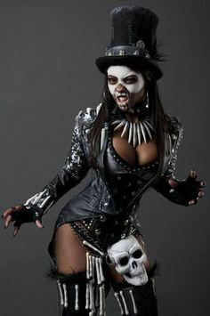 Voodoo Priestess Costume Ideas