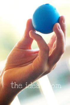 super cool homemade bouncy balls!  Photobucket  http://www.theidearoom.net/2010/06/make-bouncy-balloon-balls.html#