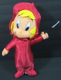 "WENDY The Good Witch CASPER Plush Harvey Kellytoy 13"" Stuffed Toy B162"