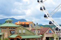 The Island in Pigeon Forge is such a beautiful place... #vacation