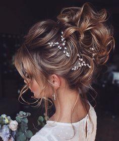 Bridal hair pins-Wedding hair pins-Pearl hair pins-Crystal hair pins- Hair pins bridal – Set of 2 pearl hair pins-Gold bridal hair pins Braut Haarnadeln-Hochzeit Haarnadeln-Perle Haarnadeln-Crystal Haarnadeln-Haarnadeln Braut – Set von 2 pe Wedding Hair Pins, Bridal Hair Vine, Bridal Updo, Bridal Hair Updo Loose, Wedding Hair With Veil, Wedding Makeup, Pearl Bridal, Wedding Nails, Bridal Crown