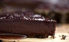 Receita de torta de avelã com chocolate para a fase cruzeiro PL dukan.