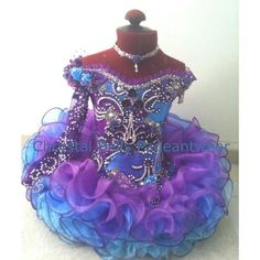 Fancy dress ❤ liked on Polyvore featuring dresses, fancy dress, dressy dresses, purple dresses and purple fancy dress
