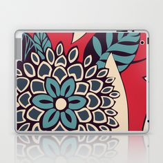 Bloom Laptop & iPad Skin by Tracie Andrews - $25.00