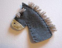 horses Finger Puppets | Latest makes! | fudgeandpoppy