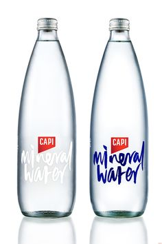 CIP // Capi // Packaging