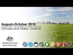 Overview - Outlook video - Climate Outlooks
