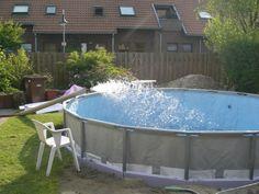 18 besten schwimmb der bilder auf pinterest pool im garten garten deko und piscine hors sol. Black Bedroom Furniture Sets. Home Design Ideas