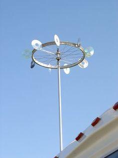47 Best Ideas For Yard Art Windmill Bicycle Wheel Bicycle Wheel, Bicycle Art, Bicycle Rims, Metal Yard Art, Metal Art, Wind Sculptures, Kinetic Art, Ideias Diy, Wind Spinners
