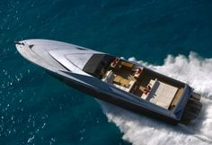 Magnum Marine makes one stylish beast of a boat...