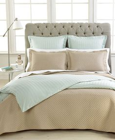 Charter Club Bedding, Damask Quilted 3 Piece Coverlet Set..registry