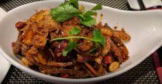 Fu Qi Fei Pian (Sichuan Sliced Beef in Chili Sauce, 夫妻肺片)