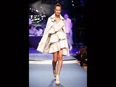 Jean Paul Gaultier, 2014 Spring/Summer, 2013 Paris Fashion Week.