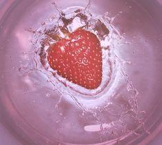 Pink, pastel, iridescent, etc. Cherry Kiss, Iridescent, Pastel, Fruit, Pink, Food, Cake, Essen, Meals