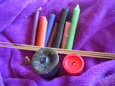 Making your own incense can be very fun, and useful especially when using them for spells. There are many ways to make incense such as in stick, cone, block, pellet, candle or loose form. Here you will learn how to make loose, candle and pellet form. All are fun and easy to do. By making your own incense you can adjust the scent to your preference and even allergies. These methods do not involve combustibles or wood powder.