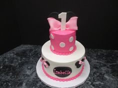 Minnie Mouse | Kids Birthday Cakes