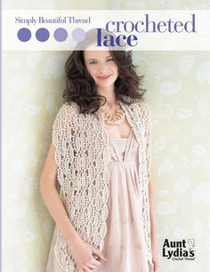 Maggie's Crochet · Simply Beautiful Thread Crochet Lace
