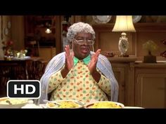 The Nutty Professor (10/12) Movie CLIP - Relations (1996)