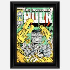 Limited-Edition Comic Book Prints