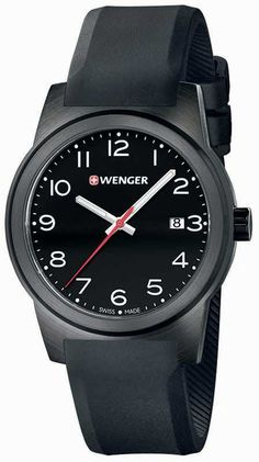 Women s Wrist Watches - WENGER FIELD COLOR Unisex watches 010441144   You  can get additional details 8750ba74880