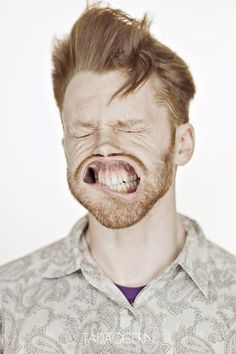 Ridiculously funny portraits using g-force winds!