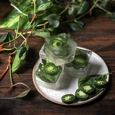 New Recipe Alert! Getting ready for Memorial Day Weekend? These Basil Jalapeno Michelada Cubes are sure to spice things up! Check out the recipe on our website. Mexican Beer, Bloody Mary Recipes, Cocktails, Drinks, Fresh Basil, 4 Ingredients, Bartender, Cubes, Spice Things Up