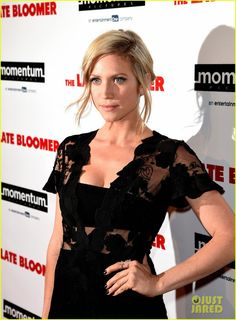 Brittany Snow/ The Late Bloomer premiere