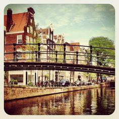 Bridge in #amsterdam #holland #earlybirdlove #ebstyles_gf #jj_forum #ubiquography #dutch #igersholland #ams_eb - @alanisko- #webstagram