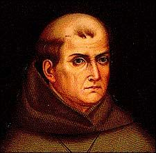 Father Junipero Serra is probably the most important person in the formation of California. His biography is awesome. My bucket list includes a trip to all 21 of the missions he founded here.