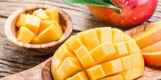 Quick and easy Mango Mousse Serves 2 Ingredients   Flesh from one mango  1 can full fat cocon...