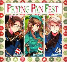 Frying Pangle New Year's Exchange!